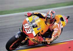 aragon grand prix marquez sets track record for pole