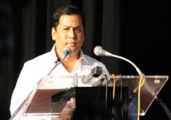 i want to make sports ministry important and visible sonowal