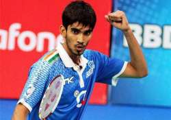 srikanth joins jayaram at quarters of swiss open