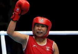 asian games sarita devi loses controversial bout settles