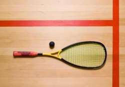 indian girls knocked out of world squash