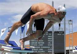 michael phelps enters 2 events at charlotte grand prix