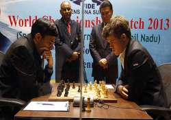 vishwanathan anand there is firm offer from sochi for world
