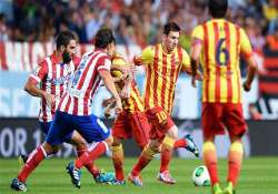 barcelona wins super cup after draw with atletico