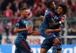 champions league bayern cruise to 3 0 win over cska moscow