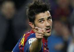david villa patient about recovery from broken leg