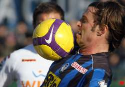 former atalanta captain doni 16 others arrested