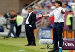germany coach loew gets it right every time