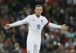 captain rooney gives england 1 0 win over norway