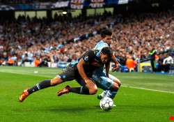 man city draws 1 1 with napoli in champions league