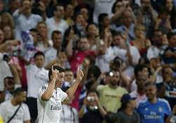 real madrid draws 1 1 with atletico madrid in super cup