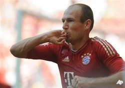 robben out of netherlands team for euro qualifiers