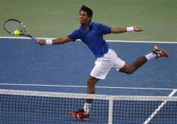 davis cup somdev records heroic win but india hopes hanging