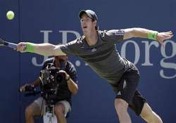 us open andy murray grits through cramps to win