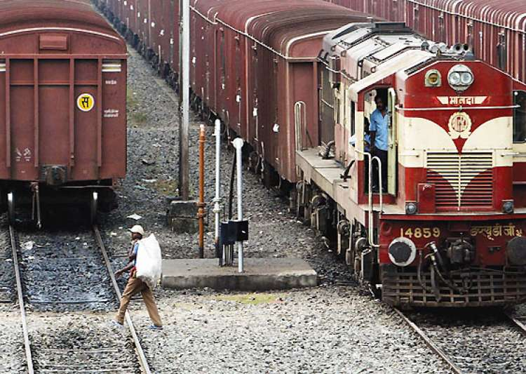 railways expect 30 pc growth in freight revenues in fy 13- India Tv