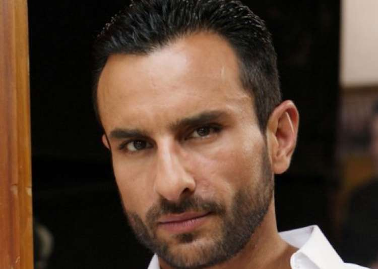 rubaat caretaker appointment issue black flags shown to saif- India Tv