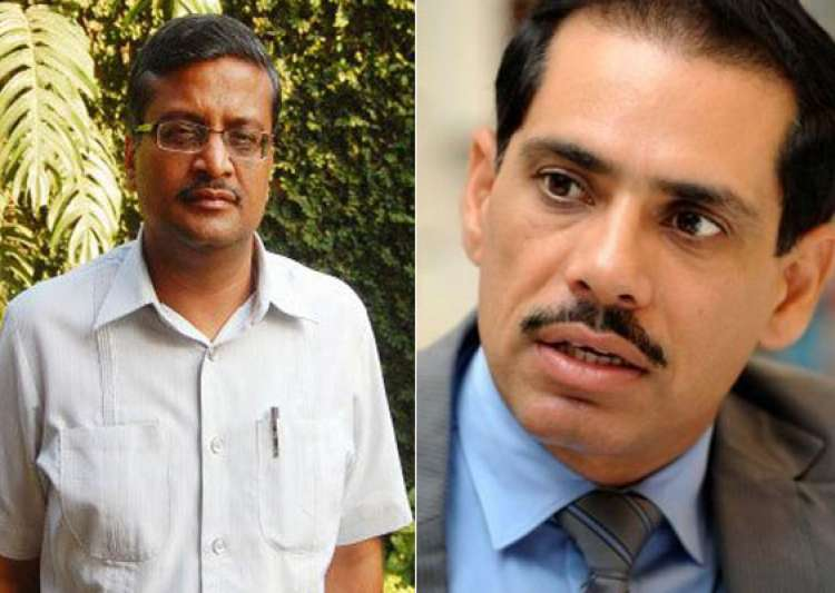vadra bought 200 acres land in 7 years haryana govt gives him clean chit- India Tv