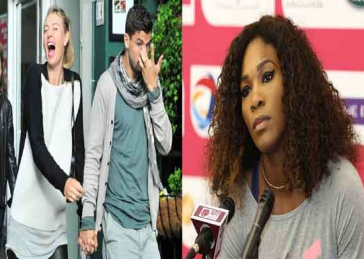 know about the famous spat between maria sharapova serena williams- India Tv