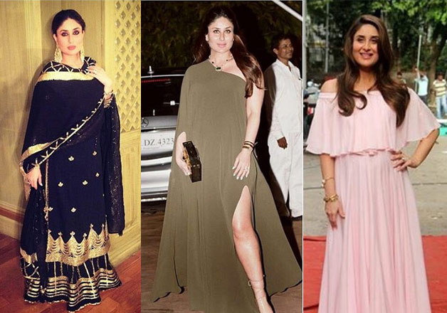 Ever since Kareena Kapoor Khan's pregnancy has been announced, it has become a national topic of discussion. From her maternity diet to her style statements, everything about the soon-to-be mother has been catching up the headlines on page 3. In fact, the maternity style has never been scrutinised earlier like it is being done during Bebo's pregnancy, and the diva is slaying it with elan. Gone are the days, when the actresses use to shy away from the camera during pregnancy to avoid getting caught by the paparazzi with their baby fat. But, unlike those actresses, Kareena has been the shutterbugs delight. The soon-to-be mommy has setting up new trends these days with her maternity style quotient, be it walking the ramp with her baby bump or making public appearance. So as Kareena is due to deliver her first baby in December this year, we bring you her 10 pictures in which the new mommy has redefined the maternity fashion with elegance.