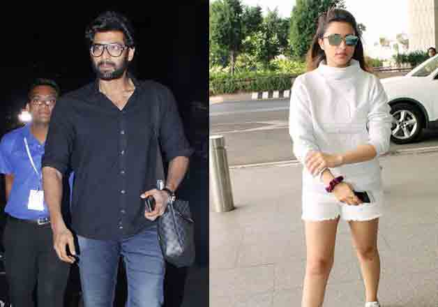 Bollywood celebrities are known for their amazing style and they always make sure to woo fans with their perfect looks. This time, Bollywood celebrities like Parineeti Chopra, Lara Dutta, Rana Daggubati and Govinda were spotted at the Airport and they didn't disappoint their fans as they posed for paparazzi.