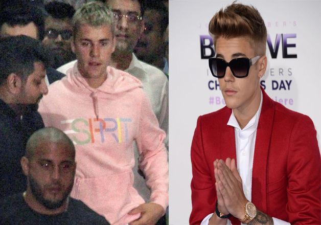 International pop sensation Justin Bieber arrived at the Kalina airport for his musical concert titled Purpose World Tour in Mumbai on Wednesday. Here are few glimpse of Bieber from the show.