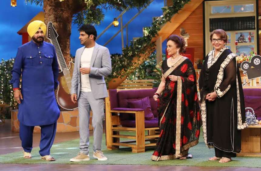 The Kapil Sharma Show recently welcomed yesteryear beauties Asha Parekh and Helen who charmed the audience all the way.