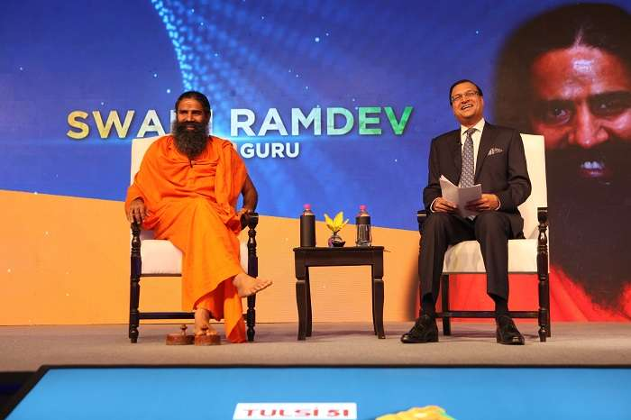 As all India TV conclaves, this initiative too stars the biggest decision makers on the issue. The guest list includes Defence Minister Arun Jaitley, Home Minister Rajnath Singh, Minister of State for Home Kiren Rijiju, Yoga Guru Swami Ramdev, among others. Baba Ramdev sheds light on use of Chinese products in India