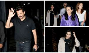 Anil Kapoor's latest release Race 3 starring Salman Khan