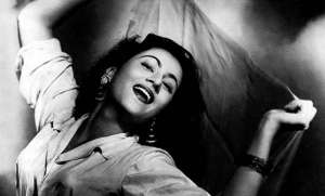Madhubala is, by far, the most iconic silver screen goddess