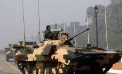 Armed Forces to get infantry vehicles, survey training