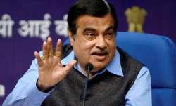 File pic of Nitin Gadkari