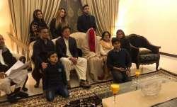 Pakistan's Imran Khan ties knot to 'spiritual adviser' in