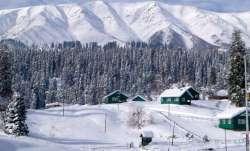 Representational pic - Jammu and Kashmir completely safe