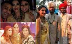 Sonam Kapoor, Mohit Marwah wedding