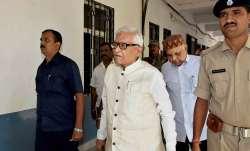 Fodder scam live: Former Bihar CM Jagannath Mishra