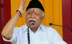 RSS chief Mohan Bhagwat. File photo.