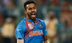 File photo of Indian cricketer Hardik Pandya.