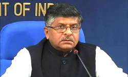 Facebook data breach: Ravi Shankar Prasad raises question