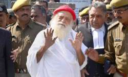 Self-styled godman Asaram. File photo