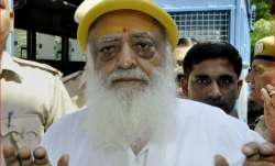 Asaram- File photo