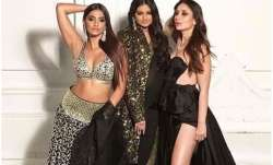 Kareena Kapoor Khan, Sonam Kapoor and Rhea Kapoor
