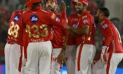 IPL Live Cricket Score, IPL 2018 Match 16, Kings XI Punjab