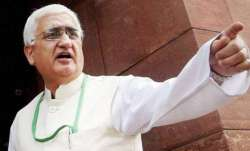 Senior Congress leader Salman Khurshid. (File Photo)