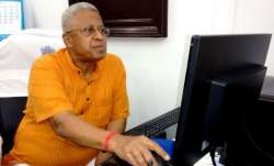 File photo of Tripura Governor Tathagata Roy