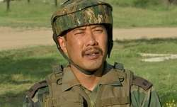 Major Nitin Leetul Gogoi firs shot to fame after he tied