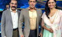 Tamil superstar Kamal Haasan and his Vishwaroopam 2 co-star