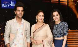 Shraddha Kapoor and Rajkummar Rao are busy promoting their