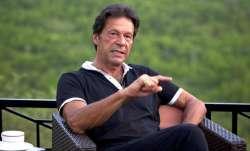 Pakistan Prime Mnister Imran Khan
