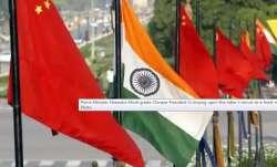 India-China hold delegation level talks