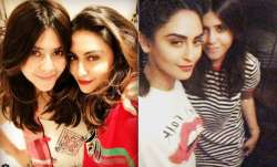 Ekta Kapoor and Krystle D'Souza are closest of friends if